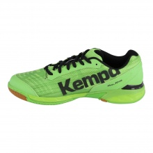 Kempa Attack Two 2017 grün Indoorschuhe Herren
