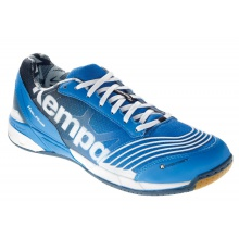 Kempa Attack Two 2016 blau Indoorschuhe Herren