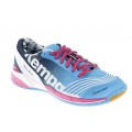 Kempa Attack Two 2016 blau Indoorschuhe Damen