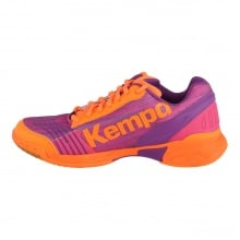 Kempa Attack Three 2017 rosa Indoorschuhe Damen