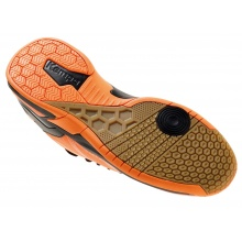 Kempa Attack Three Contender orange Hallen-Indoorschuhe Herren
