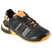 Kempa Attack Contender schwarz/orange Indoorschuhe Kinder