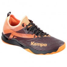Kempa Wing Lite 2.0 2020 schwarz/orange Indoorschuhe Herren