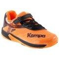Kempa Wing 2.0 KLETT 2020 orange Indoorschuhe Kids