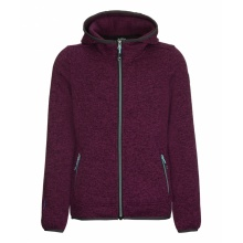 Killtec Fleecejacke Abine violett Kinder