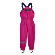 Killtec Funktions-/Regenhose Jaely Mini (PFC-frei, wasserdicht) pink Kinder