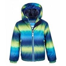 Killtec Winterjacke Viewy (winddicht, wasserdicht, Schneefang) blau Kleinkinder