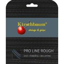 Kirschbaum Pro Line Rough schwarz Tennissaite