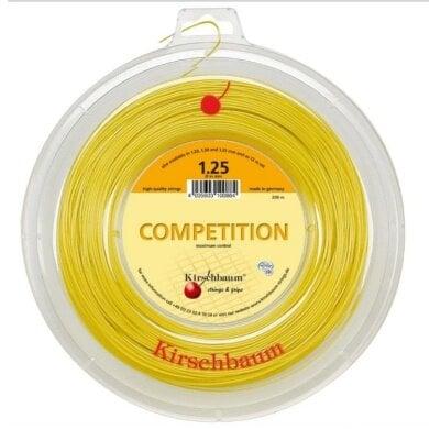 Kirschbaum Competition gelb 200 Meter Rolle