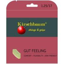 Kirschbaum Gut Feeling natur Tennissaite