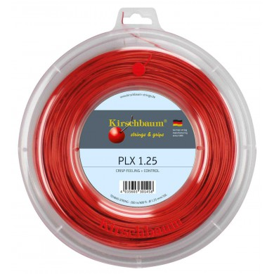 Kirschbaum PLX rot 200 Meter Rolle