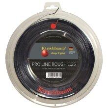 Kirschbaum Pro Line Rough schwarz 200 Meter Rolle