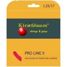 Besaitung mit Kirschbaum Pro Line No. II rot