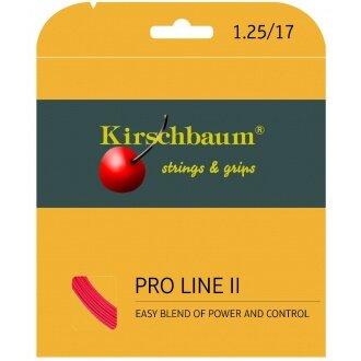 Kirschbaum Pro Line No. II rot Tennissaite