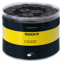 Kirschbaum Touch it Overgrip 60er Box schwarz