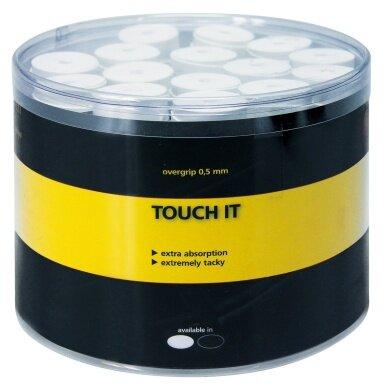 Kirschbaum Touch it Overgrip 60er Box weiss