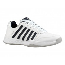 KSwiss Court Smash Carpet weiss Indoor-Tennisschuhe Herren