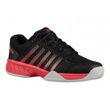 KSwiss Express Light Carpet 2019 schwarz/rot Indoor-Tennisschuhe Herren