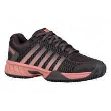 KSwiss Express Light HB Clay 2019 schwarz/rose Tennisschuhe Damen