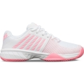 KSwiss Express Light 2 HB Clay 2020 weiss/pink Tennisschuhe Damen
