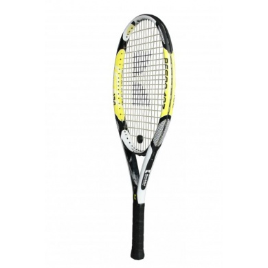 Kuebler Resonanz 120 Tennisschläger - besaitet -
