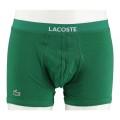 Lacoste Boxershort Colours weiss + grün Herren 2er
