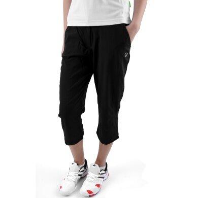 Limited Sports Capri Hose Classic (Stretch, 7/8 Länge) schwarz Damen