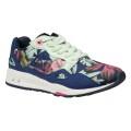 Le Coq Sportif R900 Flower blau Sneaker Damen