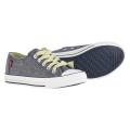 Levis Trucker Low Glitter blau Sneaker Kids