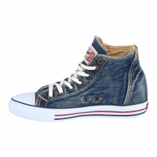 Levis Original Red Tab High 2017 blau Sneaker Kinder