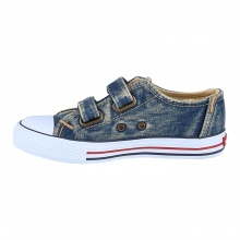 Levis Original Red Tab Low KLETT 2017 blau Sneaker Kids