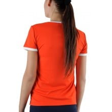 Limited Sports Shirt Stone mandarinrot Damen