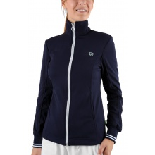 Limited Sports Sweatjacket Shoshun dunkelblau Damen