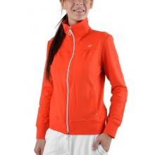 Limited Sports Sweatjacket Shoshun mandarinrot Damen