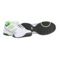 Lotto Space 600 Allcourt weiss/grün Tennisschuhe Herren