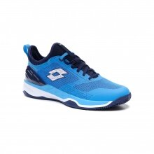 Lotto Mirage 200 Clay 2020 blau Tennisschuhe Herren