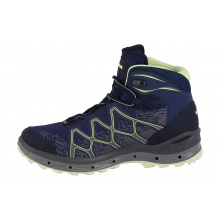 Lowa Aerox GTX MID 2017 navy/mint Outdoorschuhe Damen