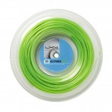 Luxilon Alu Power 1.25 lime 200 Meter Rolle