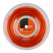 Luxilon Savage 1.27 orange 200 Meter Rolle