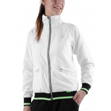 Limited Sports Jacket Vichy weiss Damen