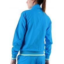 Limited Sports Jacket Vichy blau Damen