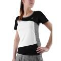 Limited Sports Shirt Vichy weiss/schwarz Damen (Größe M)