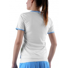 Limited Sports Shirt Tilly weiss/blau Damen