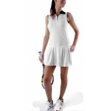 Limited Sports Kleid Vichy weiss Damen