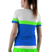 Limited Sports Shirt Vany blau/weiss Damen