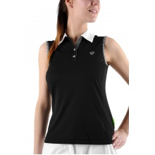 Limited Sports Tank Alba schwarz Damen