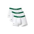Lacoste Boxershort Colours weiss/weiss Herren 3er