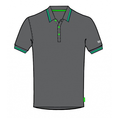 Limited Sports Polo Classic anthrazit Herren