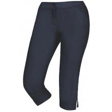 Limited Sports Capri Hose Carla (Stretch, schmal geschnitten) dunkelblau Damen