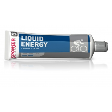 Sponser Energy Liquid Gel Tube (20er Box)